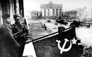 The Red Army in Berlin, May 1945
