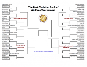 Best Christian Book bracket