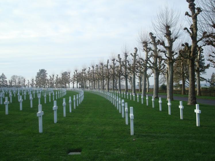 Aisne-Marne Cemetery
