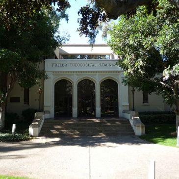 Payton Hall at Fuller Seminary