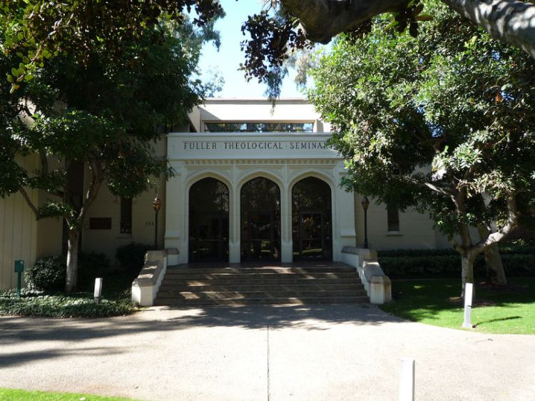Payton Hall at Fuller Seminary