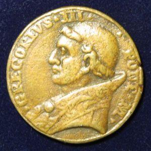 Medallion of Gregory III