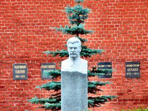 Stalin's grave