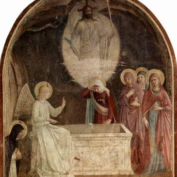 Fra Angelico, Women at the Empty Tomb