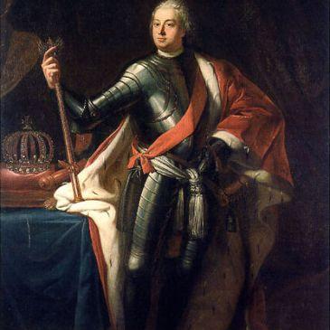 Gericke, portrait of Frederick William I