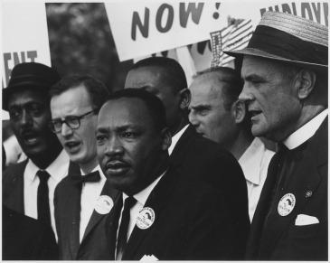 MLK in 1963