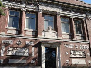 Robinson Hall at Harvard