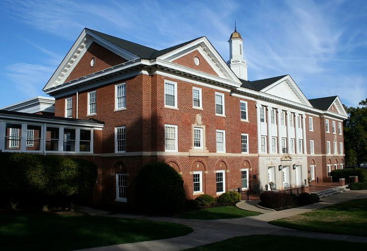 Vandiver Hall, Anderson University
