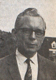 Virgil Olson in 1968