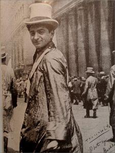 Irving Berlin, ca. 1911