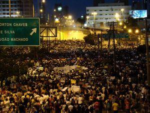 June 2013 protests in Natal, Brazil