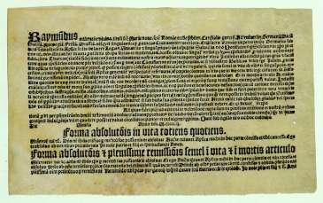 1502 letter of indulgence