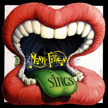 Monty Python Sings album cover