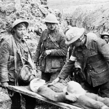 Still from The Battle of the Somme