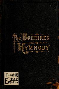 """""""The Brethren Hymnody"""" (1883)"""
