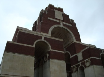 Memorial at Thiepval
