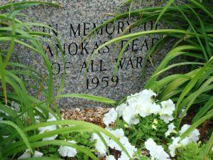 Anoka Memorial Dedication