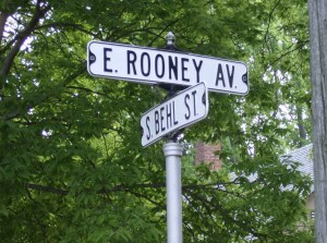 Streets in Appleton, MN named for fallen soldiers