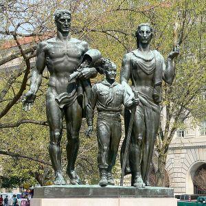 Boy Scout Memorial in Washington, DC
