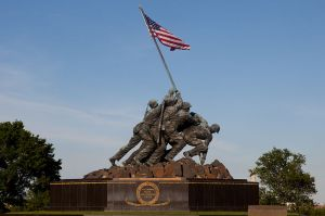 "The Marine Corps (""Iwo Jima"") Memorial"
