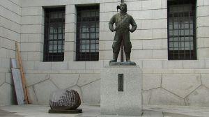 Kamikaze memorial at Yasukuni Shrine