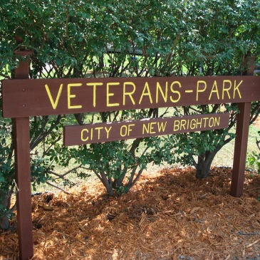 Veterans Park - New Brighton, Minnesota