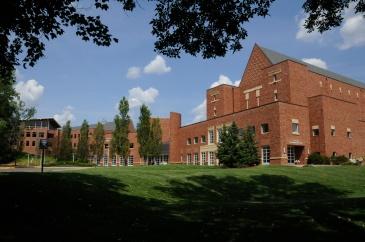 Bethel University: Community Life Center and Benson Great Hall