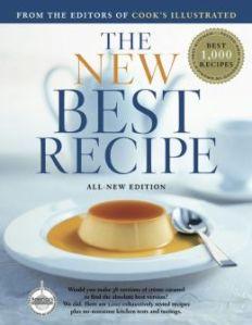New Best Recipe cookbook