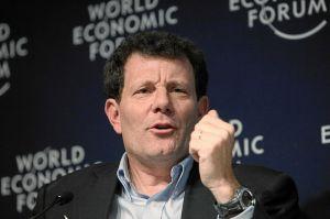Nicholas Kristof at the 2010 World Economic Forum