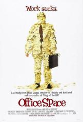 Poster for Office Space