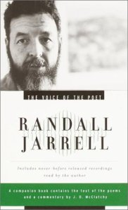 The Voice of the Poet: Randall Jarrell