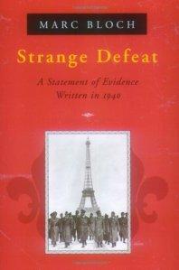 Bloch, Strange Defeat