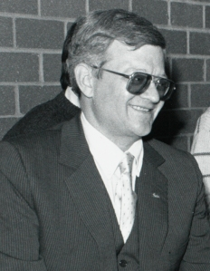 Tom Clancy in 1989