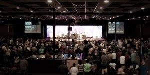 Worship at Woodland Hills Church