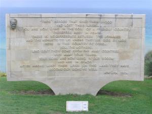 ANZAC Cove Memorial