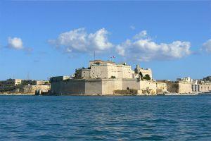 Fort St. Angelo in Malta