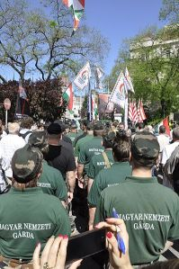 Jobbik Rally in Budapest, May 2013