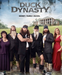 Ad for Duck Dynasty