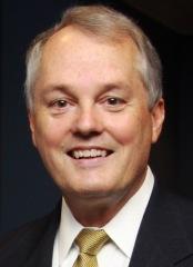 Dr. Gary R. Cook, president of Dallas Baptist University