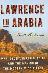 Anderson, Lawrence in Arabia