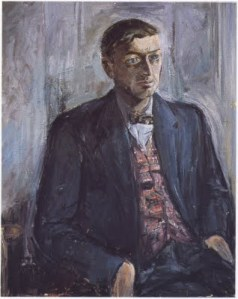 Swift, Portrait of David Gascoyne