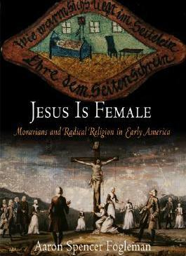Fogleman, Jesus Is Female