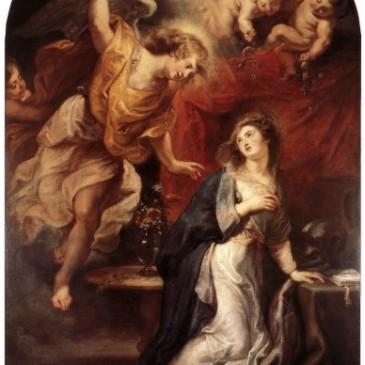 Rubens, The Annunciation