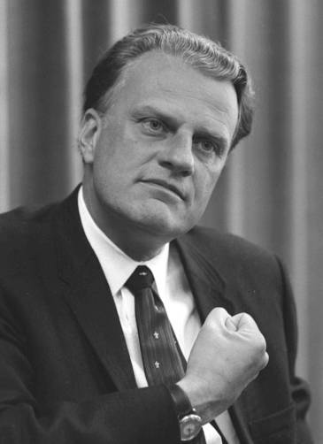 Billy Graham, 1966