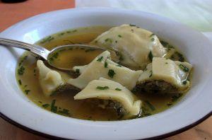 Maltauschen soup