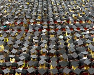 University of Nebraska graduates