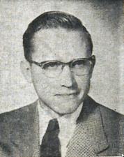 Elving Anderson, 1954