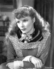 Katharine Hepburn as Jo in Little Women (1933)