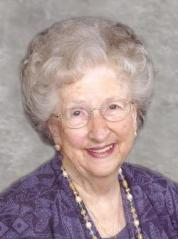 Nancy Lundquist (1919-2014)