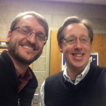 Chris Gehrz and Sam Mulberry